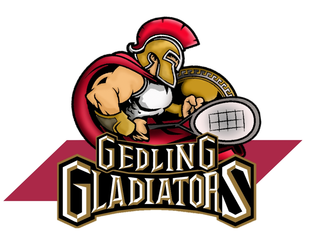 Gedling Gladiators Final Logo